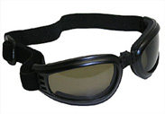 airfoil extra wide lens motorcycle goggles