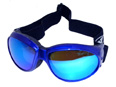 Global Vision Eliminator GT CF Assorted Colr Mirror Goggles